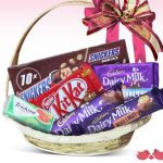chocolate gift box for valentine's day