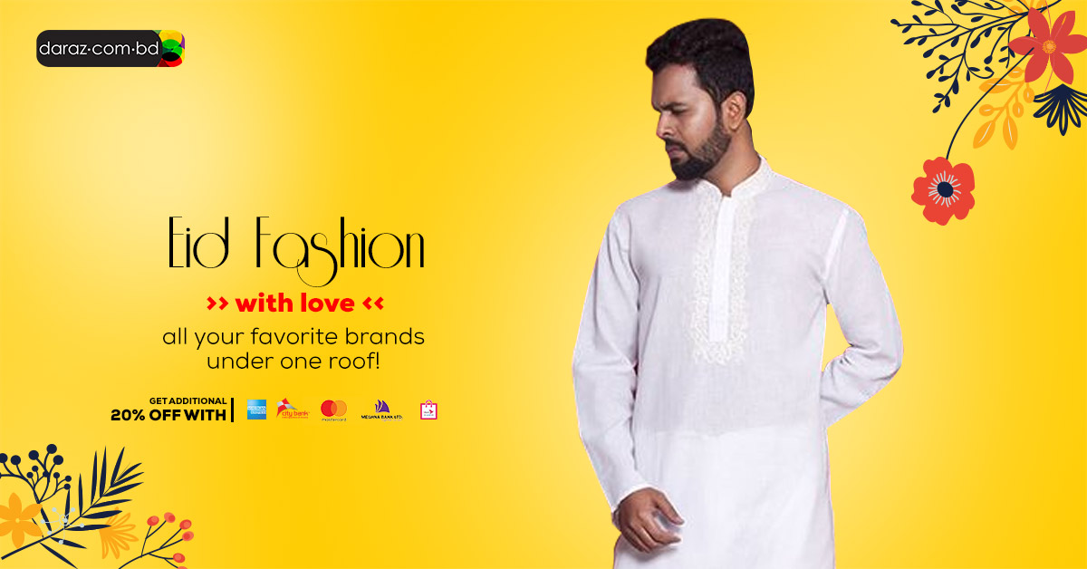 Online Eid Fashion at DarazBD