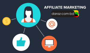 affiliate marketing on daraz