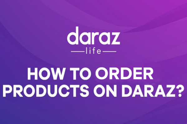 how to shop on daraz