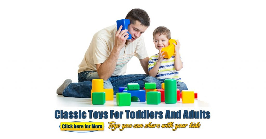 Classic Toys For Toddlers And Adults