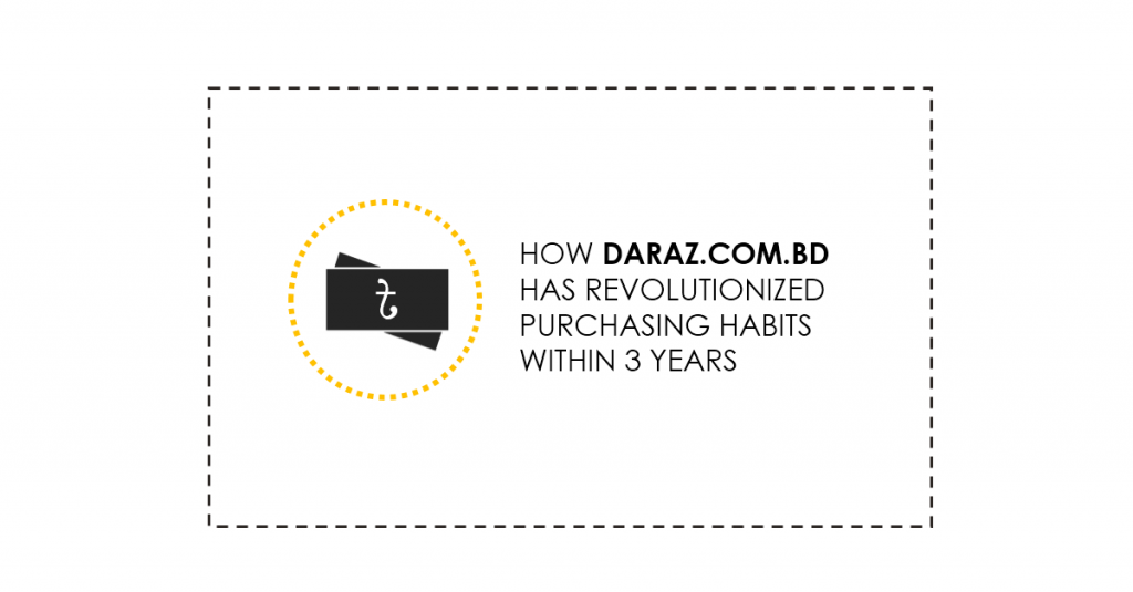 how daraz bd has revolutionized purchasing habit within 3 years