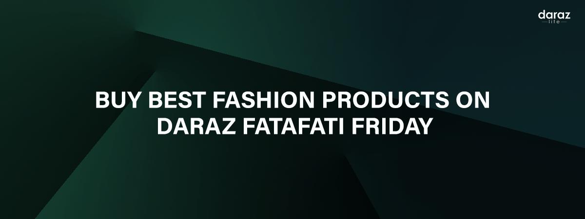fashion products on fatafati friday