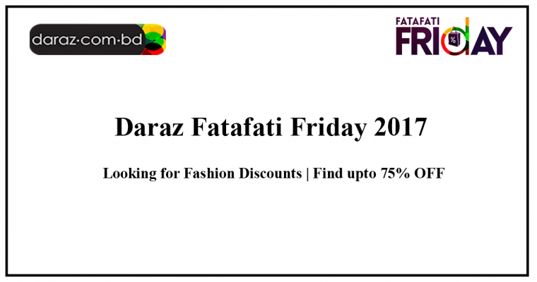 Looking for Best Fashion Products? | Get Upto 75% Discount at Fatafati Friday