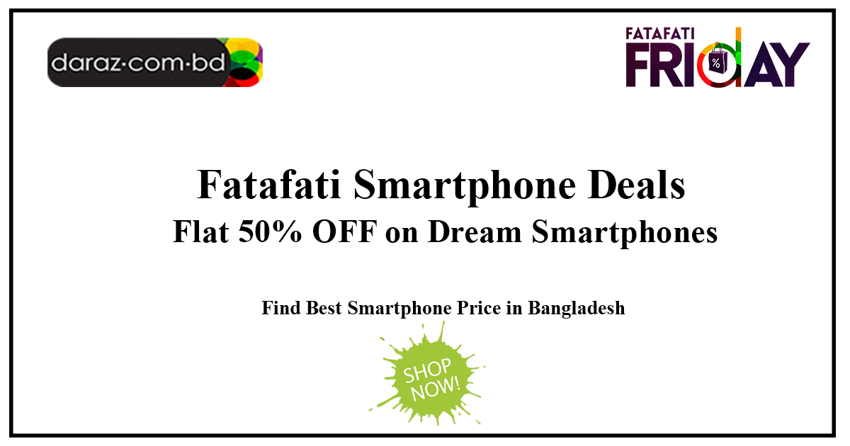 top smartphone deals in bd