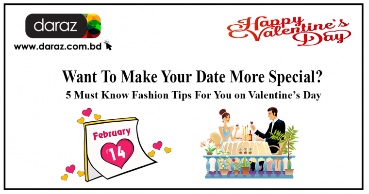 5 Must Know Fashion Tips for Valentine's Day