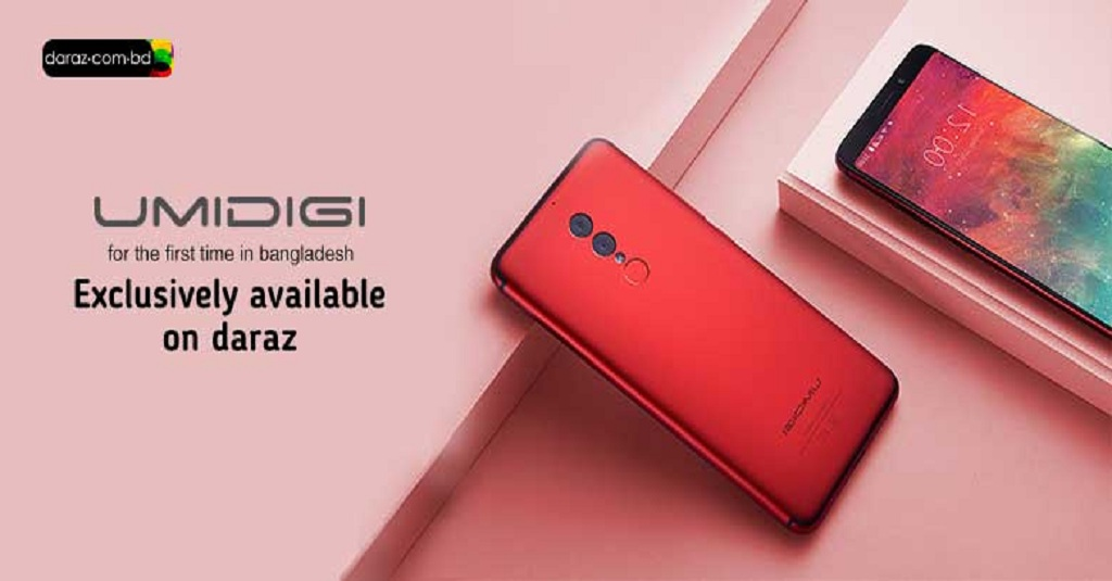 umidigi mobiles in bd