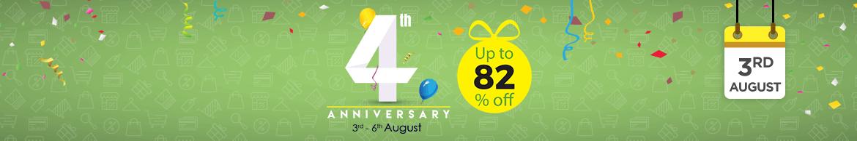 daraz bd anniversary sale 2018