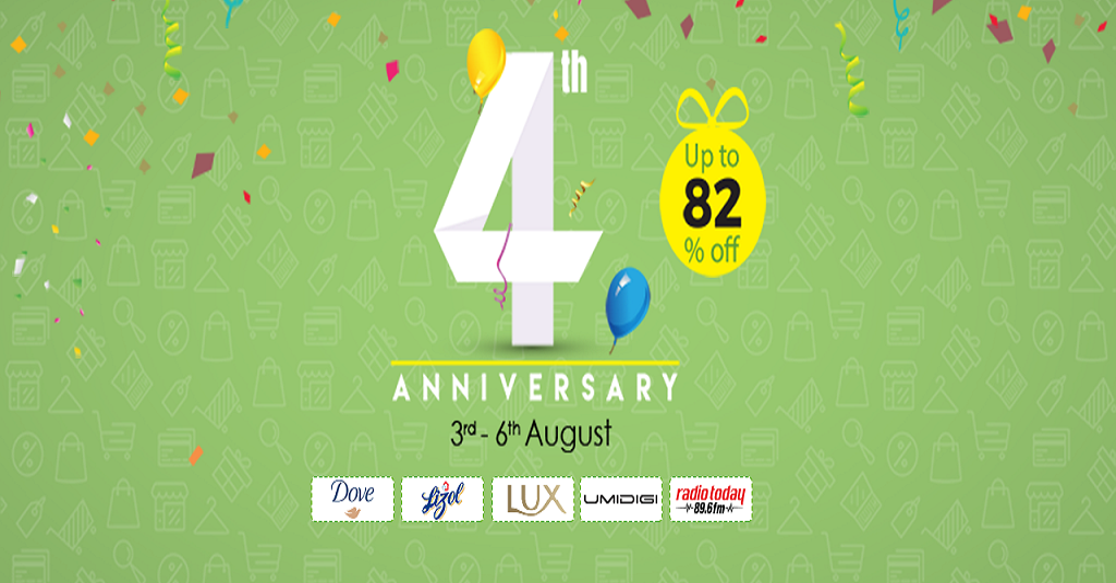 daraz anniversary sale best deals