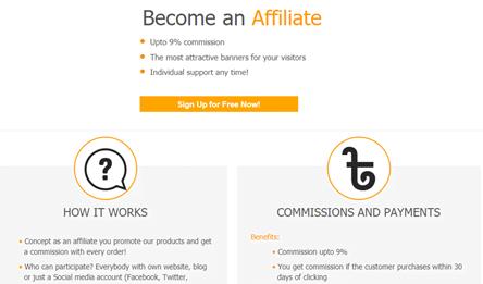 affiliate marketing for daraz bd
