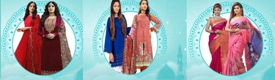 order womens dresses from daraz.com.bd
