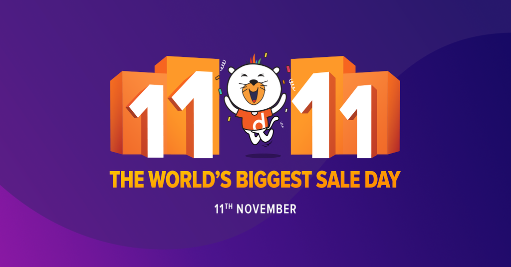 11.11 Sale of Daraz