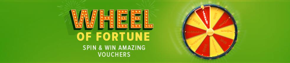 wheel of fortune- daraz.com.bd