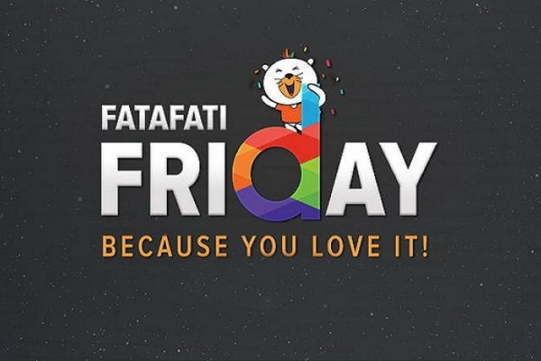 shop discounted products from daraz fatafati friday sale
