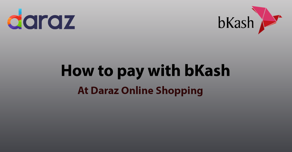 how to make payment with bkash