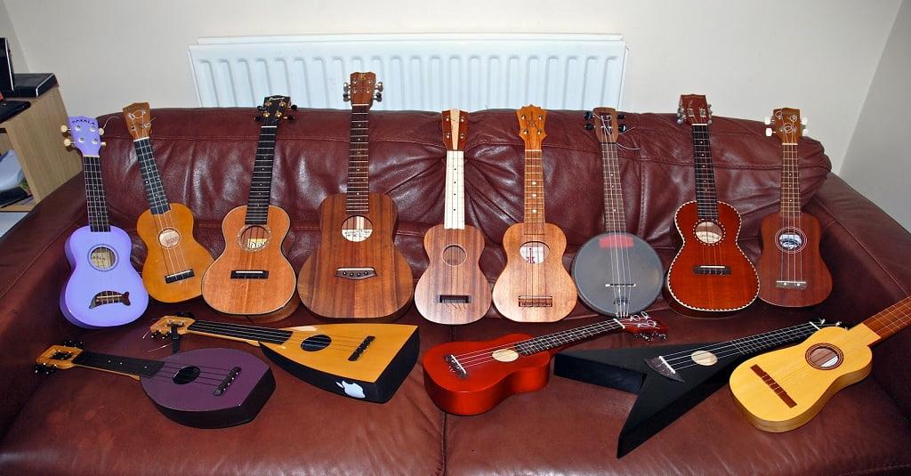 ukulele guiter image in bd