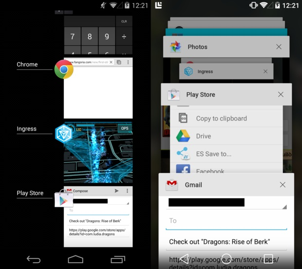 Clear Your Used Apps From The Recent App Drawer