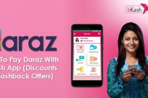 How To Pay Daraz With bKash App