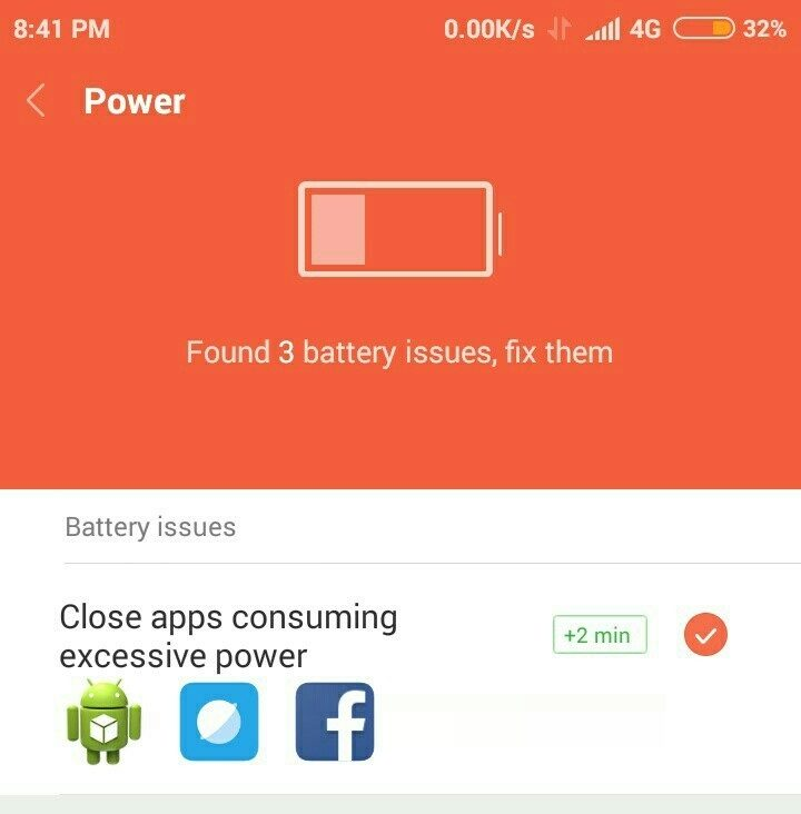 Identify Power Consuming Apps