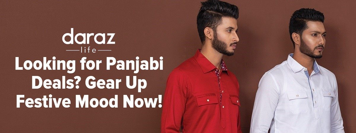 Panjabi Deals for men