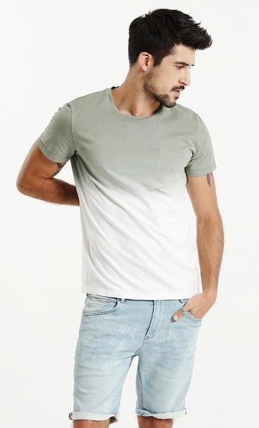 mens sunner fashion t-shirt