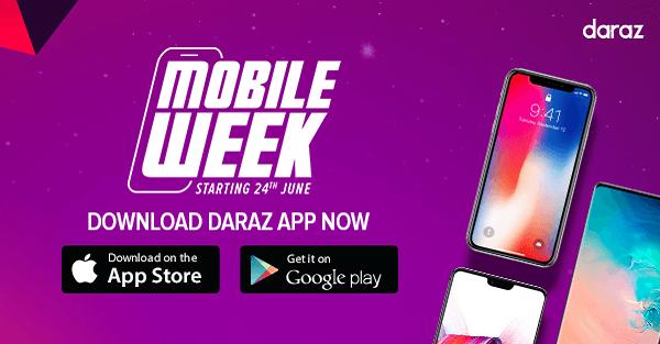 daraz mobile week campaign-daraz.com.bd