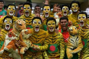 Bangladesh cricket team supporters