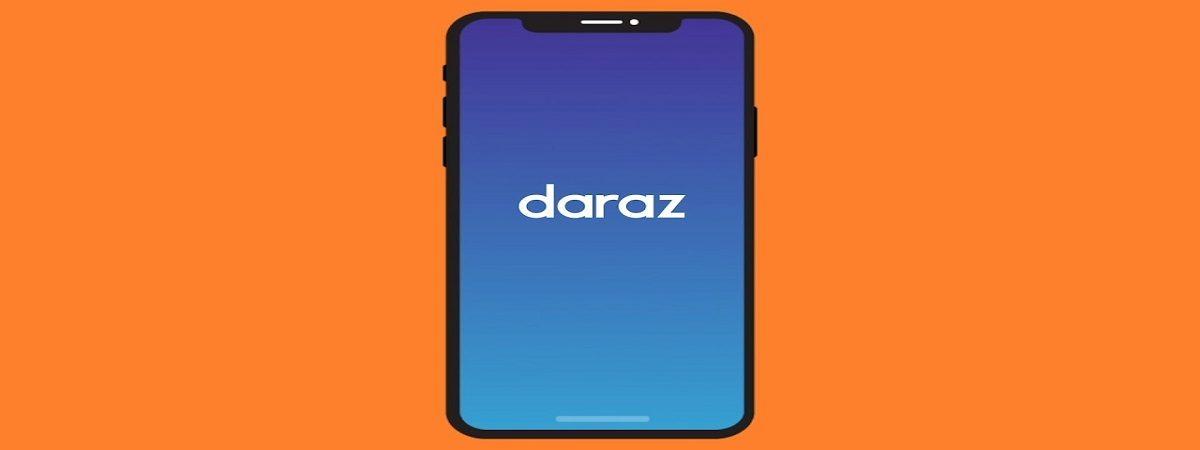 shop online from daraz app