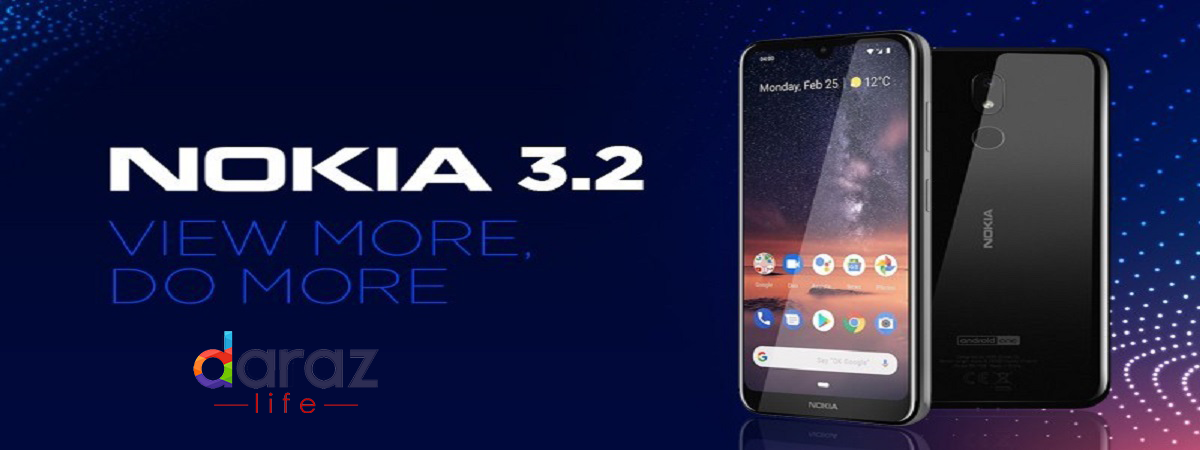 shop nokia 3.2 from daraz.com.bd