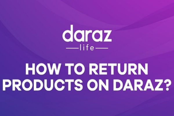 easily return products on daraz.com.bd