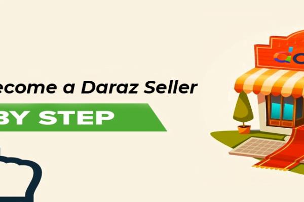 become a daraz seller now