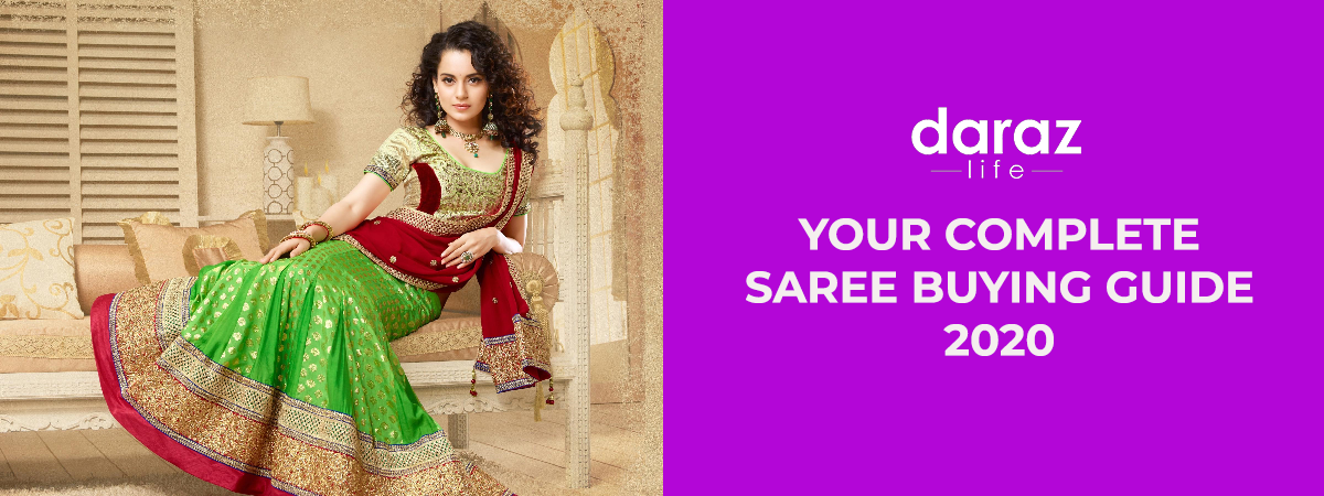 saree buying guide 2020-daraz.com.bd