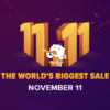 11.11 sale campaign - daraz.com.bd