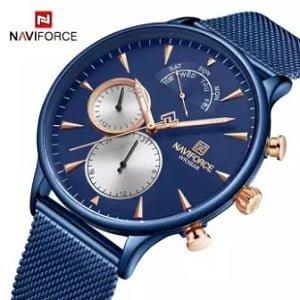 naviforce quartz watch - daraz.com.bd
