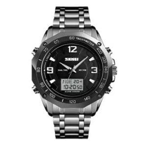 skmei stylish watch - daraz.com.bd
