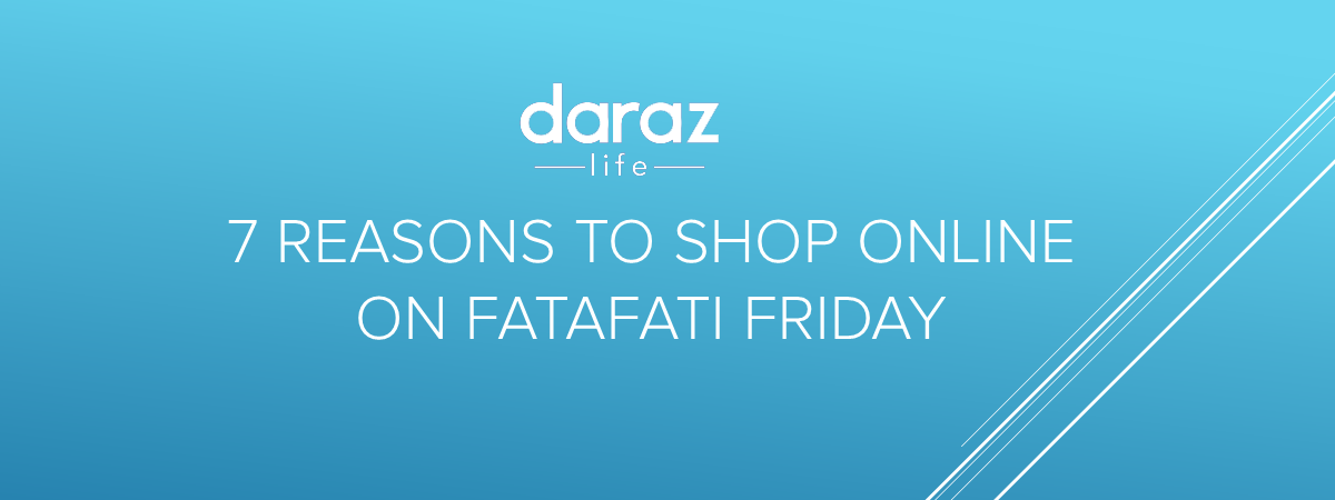 reasons to shop online on fff