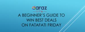 find deals on daraz fatafati friday