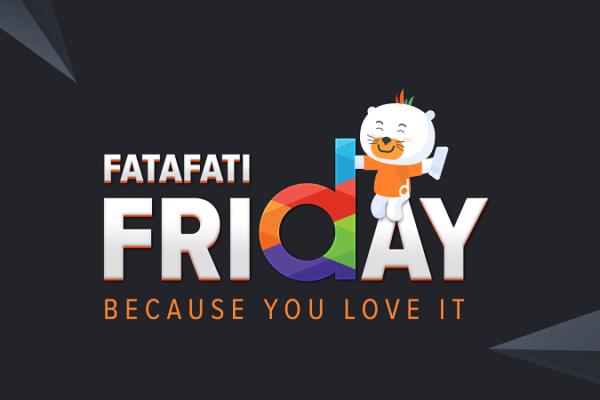 shop from fatafati friday campaign of daraz.com.bd