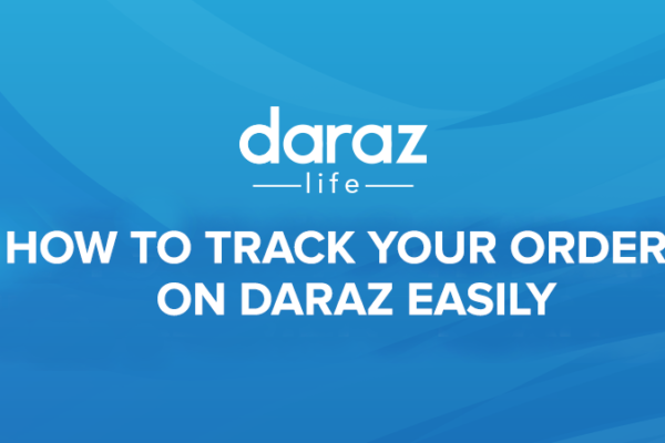 track your ordered products on daraz.com.bd