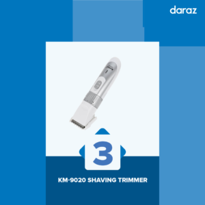 KM-9020 Professional Shaving Trimmer