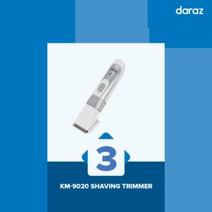 KM-9020 Professional Shaving Trimmer