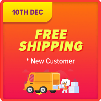 free shipping on 12.12 sale