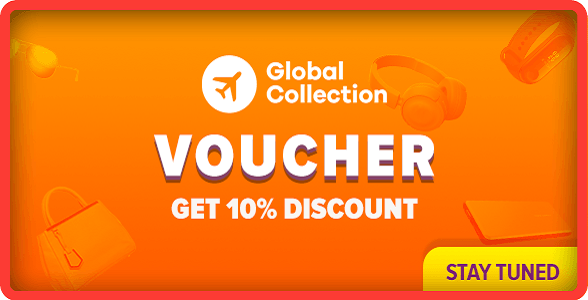 global collection voucher of 12.12 campaign