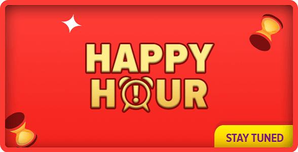 happy hour voucher of daraz 12.12 sale