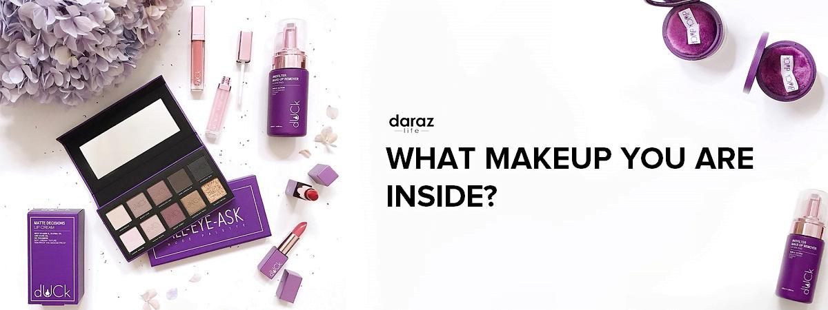 makeup quiz-daraz.com.bd