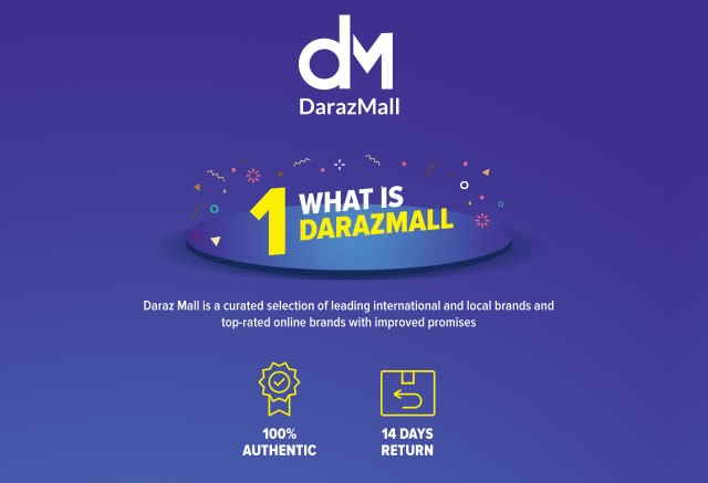 shop authentic products on daraz mall