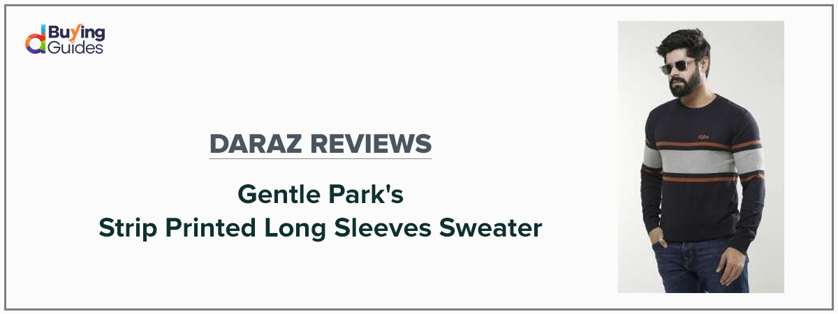 gentle park sweater review-daraz.com.bd