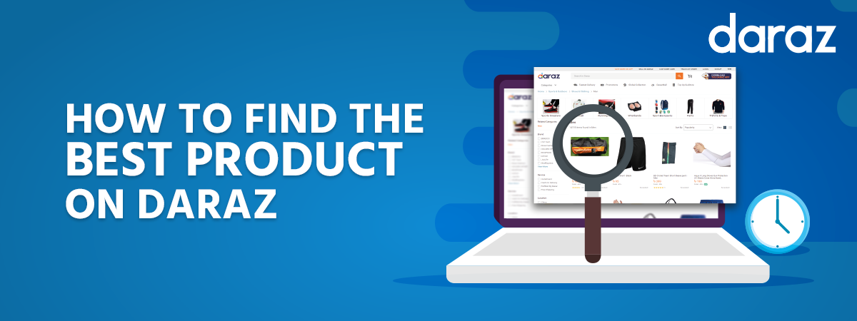 find the best products from daraz.com.bd