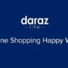 enjoy happy shopping at daraz.com.bd