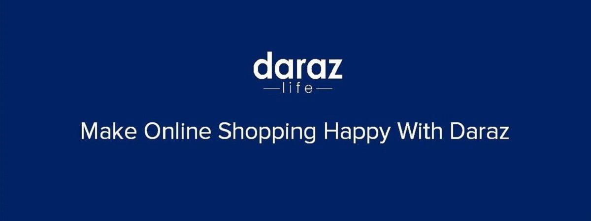 enjoy happy shopping at daraz.com.bd